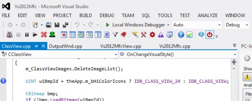 Visual Studio 12